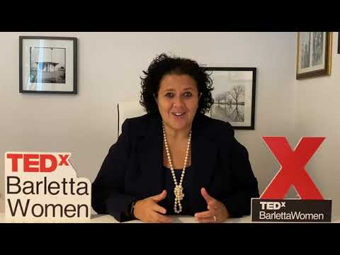 Il futuro possibile guidato dalle Donne | Luisa Rizzitelli | TEDxBarlettaWomen