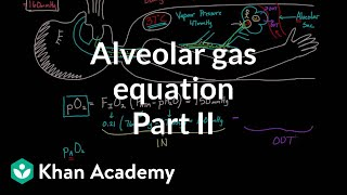 Alveolar Gas Equation - Part 2