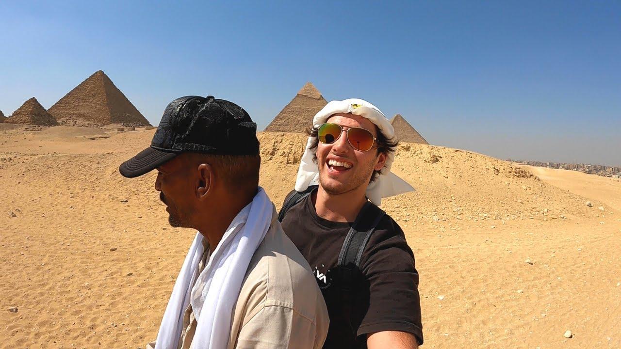 $75 Camel Ride 🇪🇬