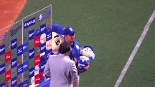 2018,4/30ナゴヤドーム 中日vs 横浜戦.