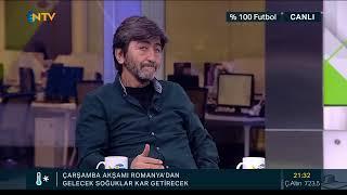Rıdvan Dilmen ve Murat Kosova ile %100 Futbol | Fenerbahçe - Hes Kablo Kayserispor (25 Ocak 2021)