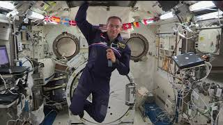 Expedition 58 CSA PAO Event With David Saint Jacques