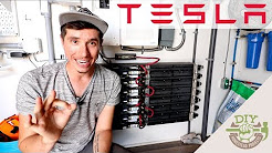 Can You Use Tesla Batteries For Off Grid Solar? 18650 DIY Powerwall Lithium Ion Home Battery