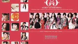 Girls' Generation   SoNyeoShiDae Audio)