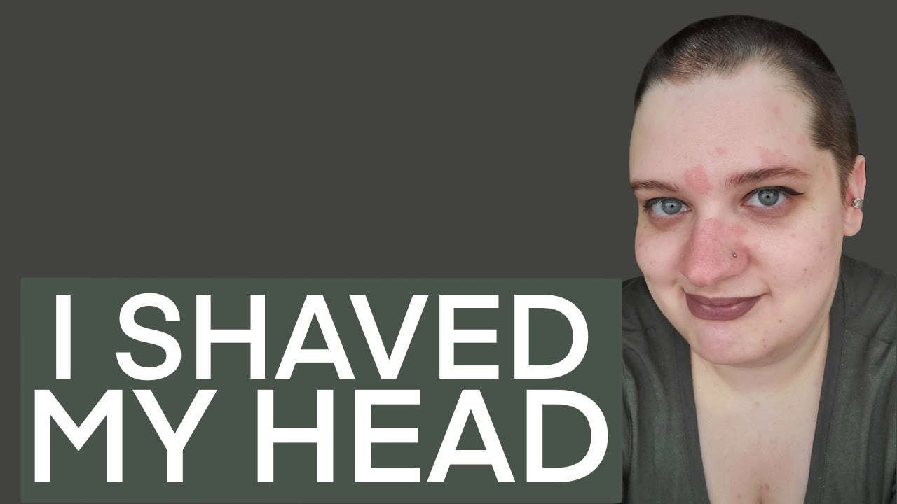 Keep head shaved