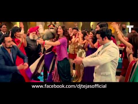 DJ Tejas - Abhi Toh Party Shuru Hui Hai (TJ MIX) 2014