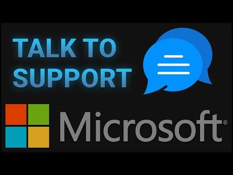How To Contact Live Support In Microsoft Or Windows 10
