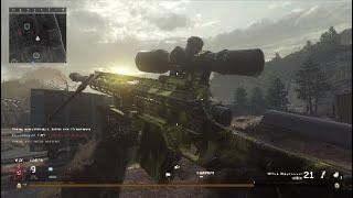 Sniping in modern warfare.... thumbnail