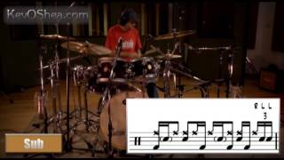 Pablo Gonzales - Playing Drum Fills Across The Barline