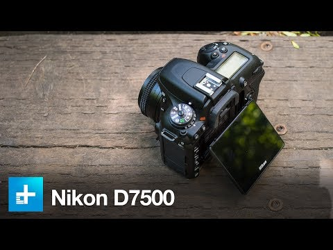 Nikon D7500 - Hands On Review - YouTube