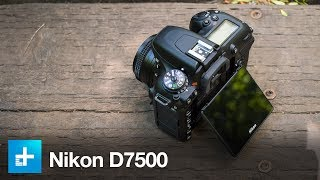 Nikon D7500 - Hands On Review