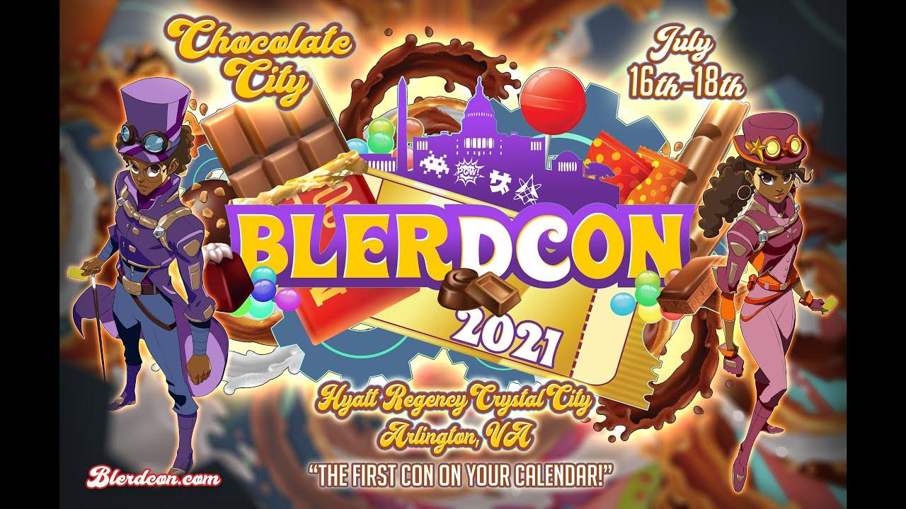 Blerdcon Video Walkthrough