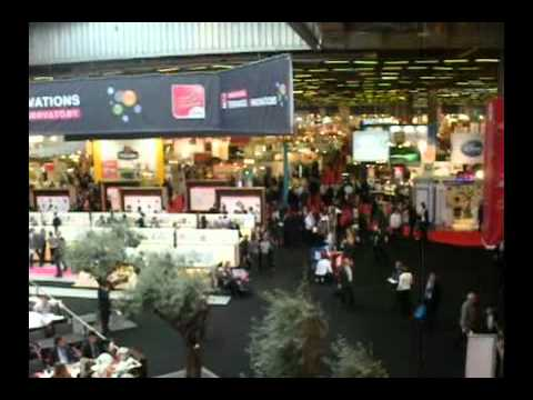 View from SIAL Fair 2010 / Paris