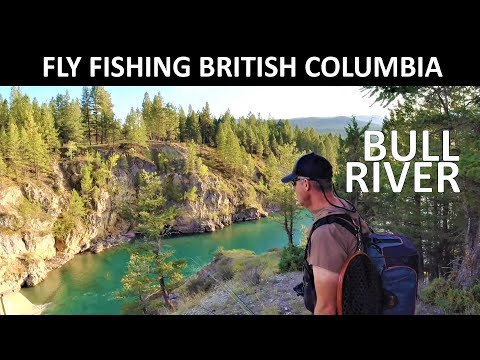 Fly Fishing British Columbia Bull River Hike In August Trailer For Prime Video