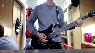 ONE OK ROCK-The Beginning 「Guitar cover」
