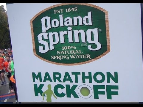 Image result for poland springs marathon kick off
