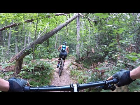 Walnut Creek Park | Mountain Biking | Charlottesville Virginia