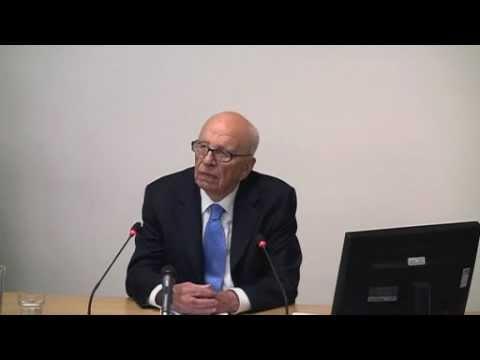 Rupert Murdoch faces UK media ethics inquiry