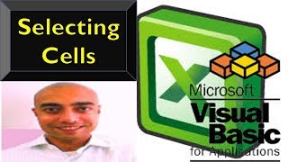Selecting Cells - Power Programming in VBA Excel - Part 3 - Urdu / Hindi