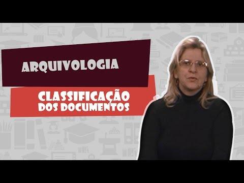 Vídeo Cursos gerenciamento de registros e arquivamento
