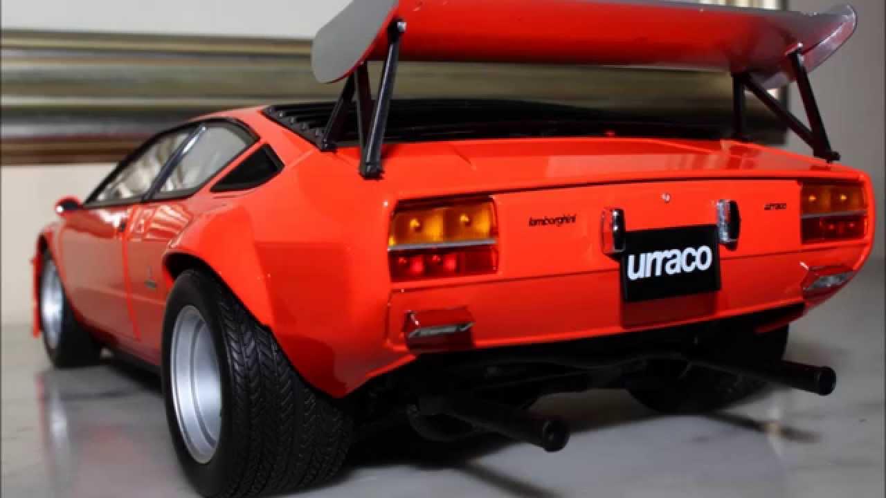 Lamborghini Urraco Rallye Fcaminhagarage Hd Youtube