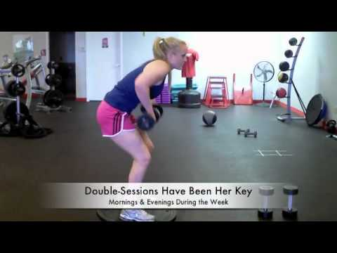 Carly Newlan: Snap Fitness Lose Weight Challenge Participant