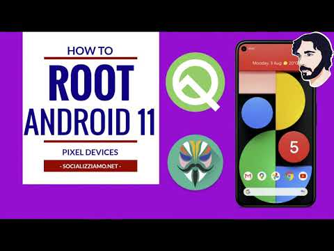 How to root Android 11 with Magisk on Google Pixel phones