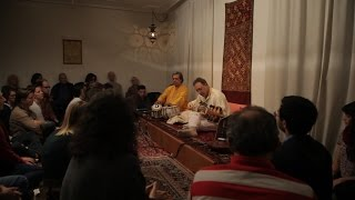 ken zuckerman sarod pandit swapan chaudhuri tabla raga basant mukhari