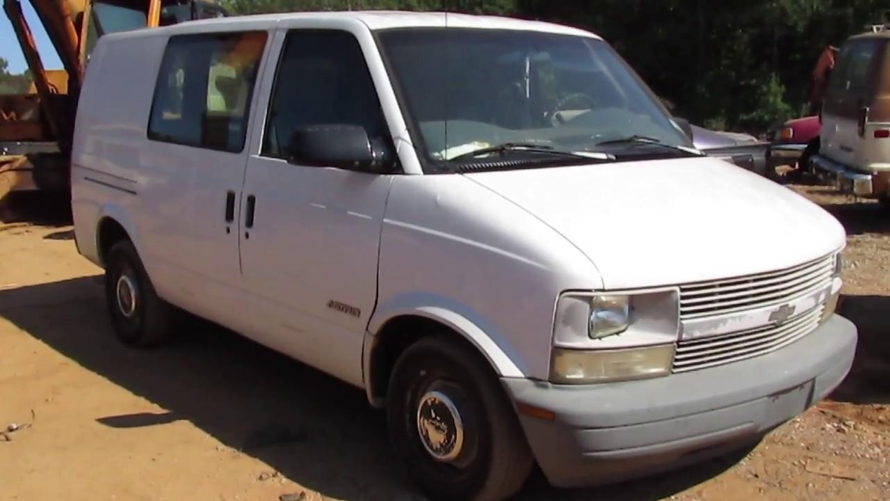 All Chevy 2001 chevy astro van : Scrapped! 1999 Chevy Astro Van - YouTube