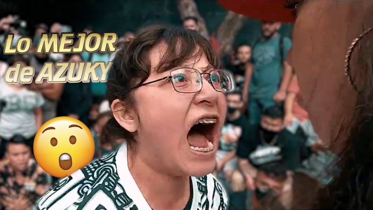 Lo MEJOR de AZUKY en VENOM AMAZONAS 😵