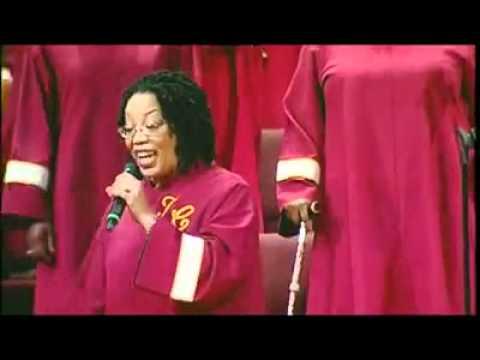 Never Alone Lillian Rollins with Reid Temple AME Church Choir mp4 (2011)