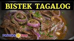Bistek Tagalog | Beefsteak | Filipino Beef Steak Recipe