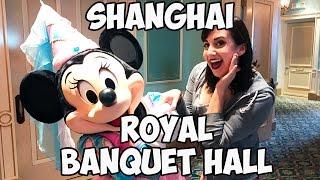 Shanghai Disneyland Royal Banquet Hall - Losing My Boyfriend to Daisy Duck?