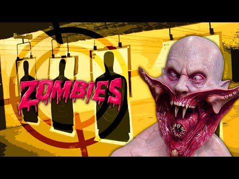 ZOMBIE FIRING RANGE (Black Ops 3 Zombies)