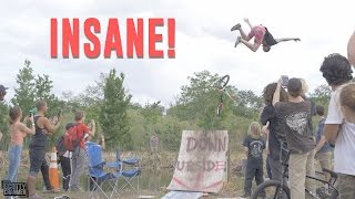 WE SURVIVED THE CRAZIEST BMX EVENT!