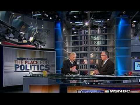 An unprecedented election season Keith Olbermann
