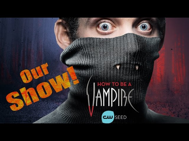 SUPER HUGE ANNOUNCEMENT (How To Be a Vampire)