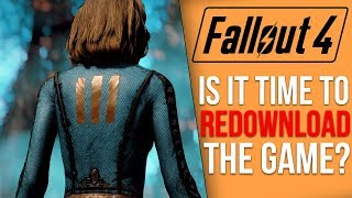 Going back to Fallout 4 after 3 months with Fallout 76