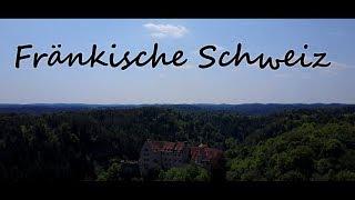 Ausflug in die Fränkische Schweiz   4K Vlog deutsch   Juli 2017