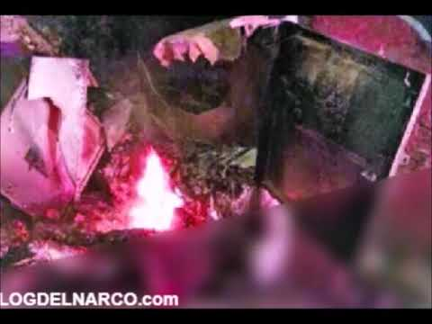 Encuentran ejecutado en llamas y decapitado en Tlalnepantla, Estado de México