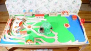 Magic Layout For Thomas Train Wooden Railway