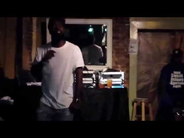 Yung Dreal @ Apache Cafe for Exposure Open Mic