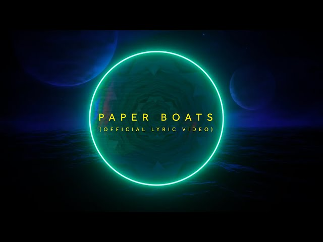 Saad Shehzad - Paper Boats (Official Lyric Video)