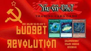 Yu-Gi-Oh! Budget Revolution - Salamangreats, Cyber Dragons et al.