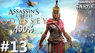 Zagrajmy w Assassin's Creed Odyssey [PS4 Pro] odc. 13 - Romans z Odessą