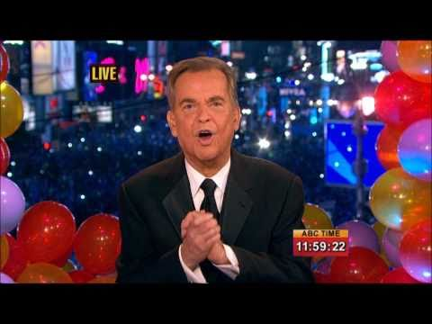 Dick clark new years eve picture