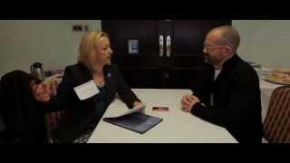 Video - Business and finance power team presentation. BNI West Hampstead