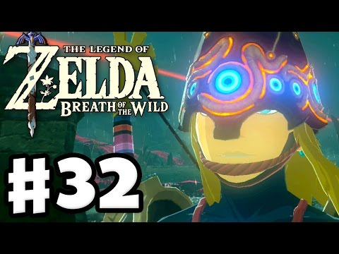 Ancient Armor! - The Legend of Zelda: Breath of the Wild - Gameplay Part 32