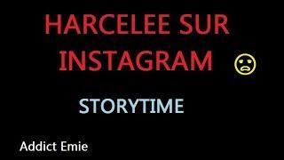 Harcelée sur Instagram