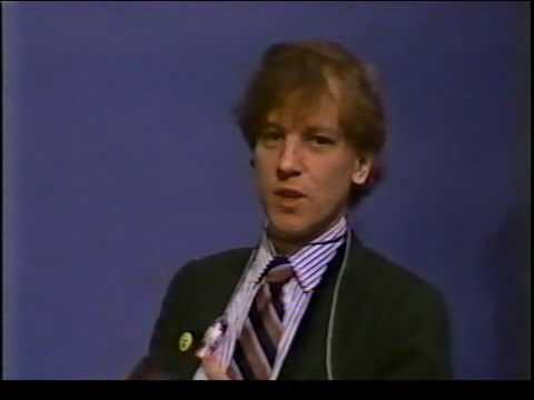 Brendan Mullen on Li'l Art's Poker Party, March, 19, 1984